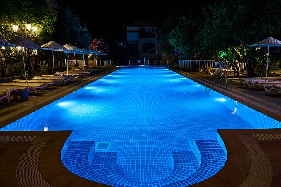 Příprava bazénu na sezónu