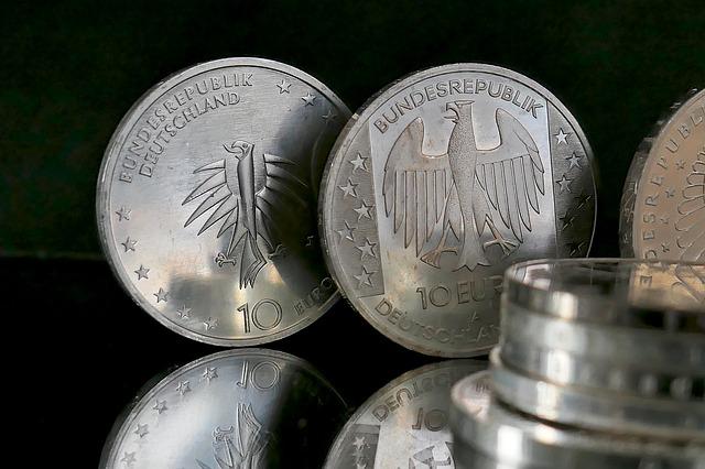 německé euromince s orlicí.jpg