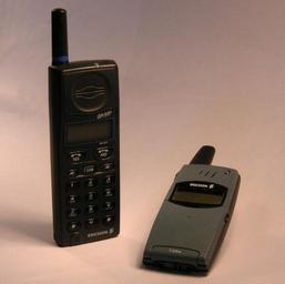 starší mobily